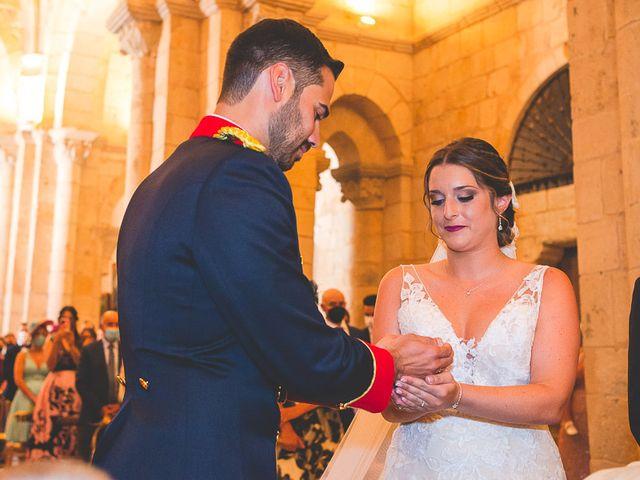 La boda de Saul y Rocío en Almazan, Soria 49