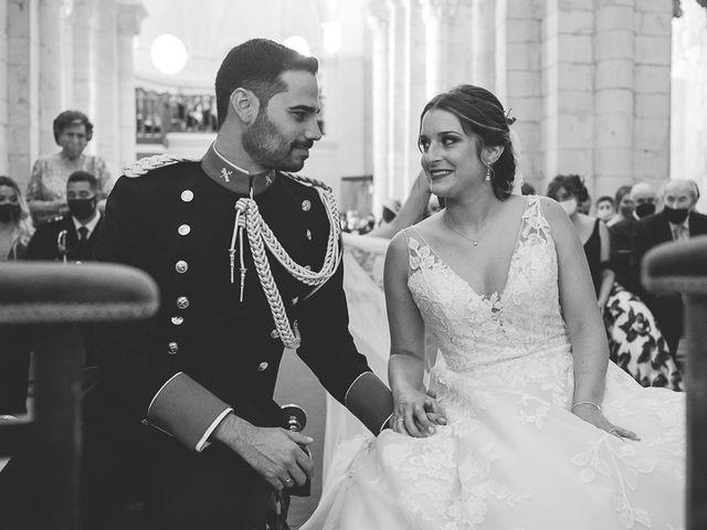 La boda de Saul y Rocío en Almazan, Soria 51