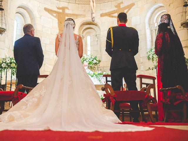 La boda de Saul y Rocío en Almazan, Soria 52