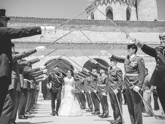 La boda de Saul y Rocío en Almazan, Soria 54