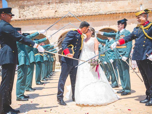 La boda de Saul y Rocío en Almazan, Soria 55