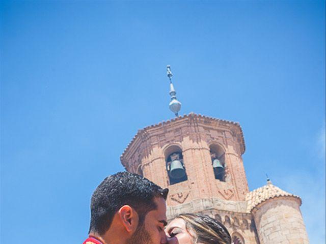 La boda de Saul y Rocío en Almazan, Soria 56