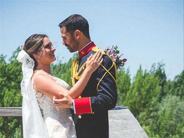 La boda de Saul y Rocío en Almazan, Soria 57