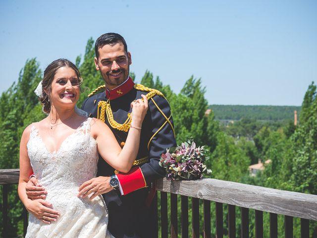 La boda de Saul y Rocío en Almazan, Soria 58