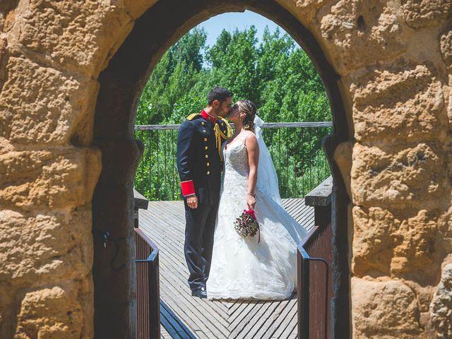 La boda de Saul y Rocío en Almazan, Soria 59