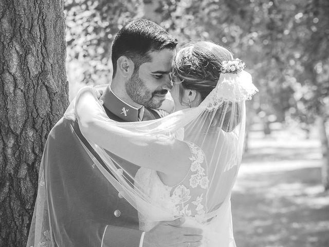 La boda de Saul y Rocío en Almazan, Soria 60