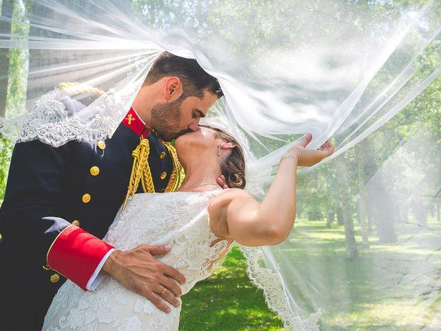 La boda de Saul y Rocío en Almazan, Soria 61