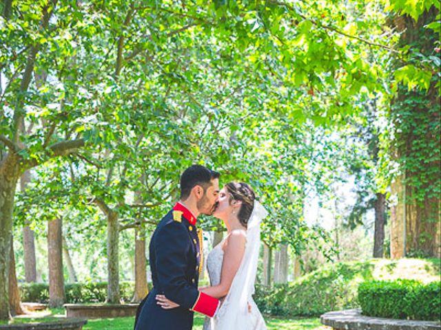 La boda de Saul y Rocío en Almazan, Soria 63