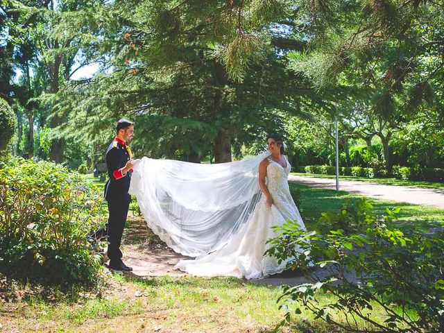 La boda de Saul y Rocío en Almazan, Soria 65