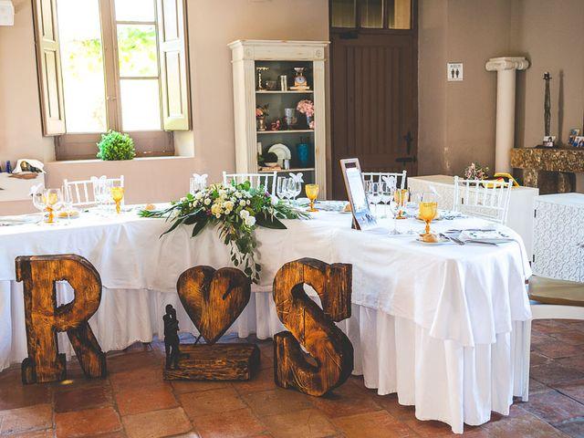 La boda de Saul y Rocío en Almazan, Soria 79