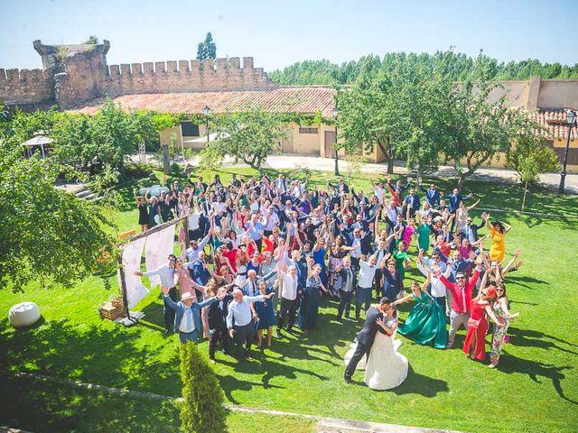 La boda de Saul y Rocío en Almazan, Soria 85