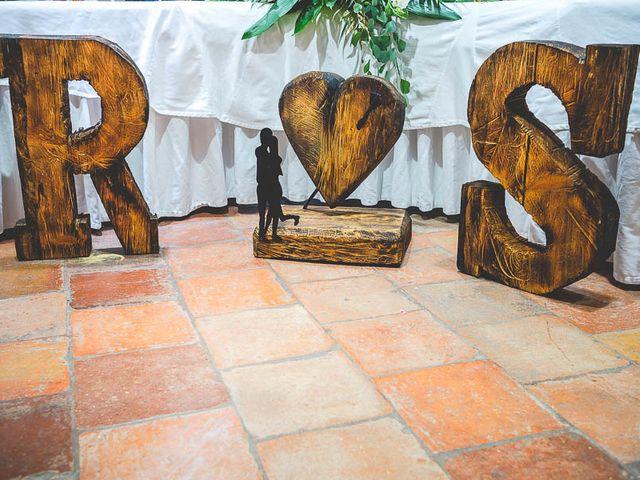 La boda de Saul y Rocío en Almazan, Soria 88