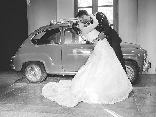 La boda de Saul y Rocío en Almazan, Soria 91