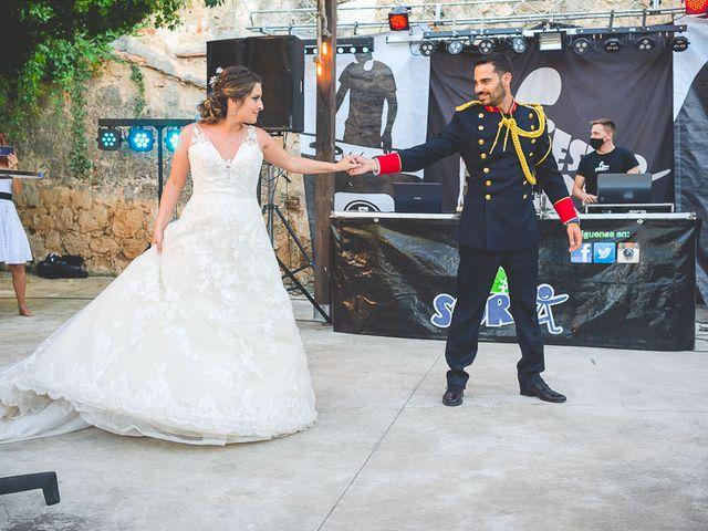 La boda de Saul y Rocío en Almazan, Soria 93