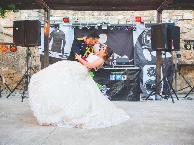 La boda de Saul y Rocío en Almazan, Soria 94