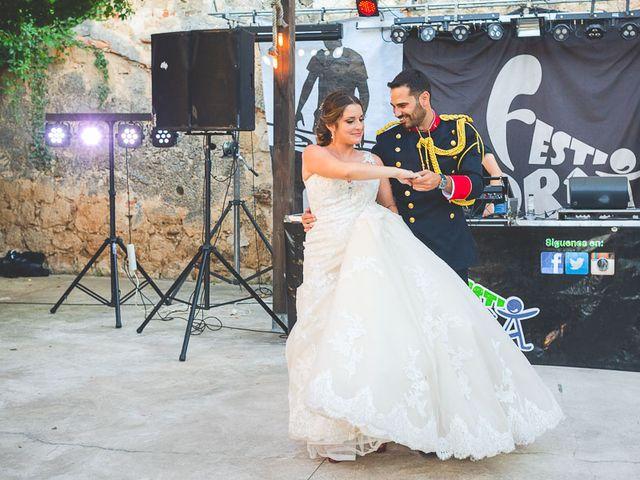 La boda de Saul y Rocío en Almazan, Soria 95
