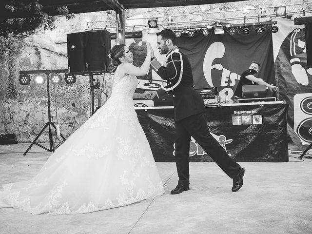 La boda de Saul y Rocío en Almazan, Soria 96