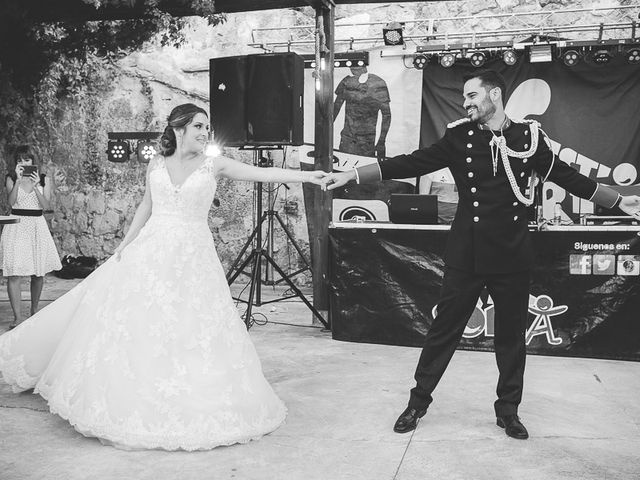 La boda de Saul y Rocío en Almazan, Soria 97