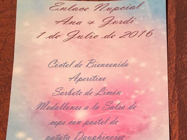 La boda de Jordi y Anna en Vilanova I La Geltru, Barcelona 3