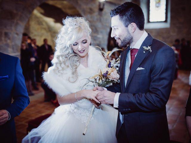 La boda de Andrea y Iñigo