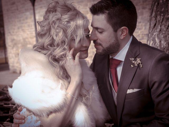 La boda de Iñigo y Andrea en Pamplona, Navarra 5