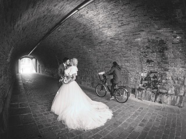 La boda de Iñigo y Andrea en Pamplona, Navarra 29