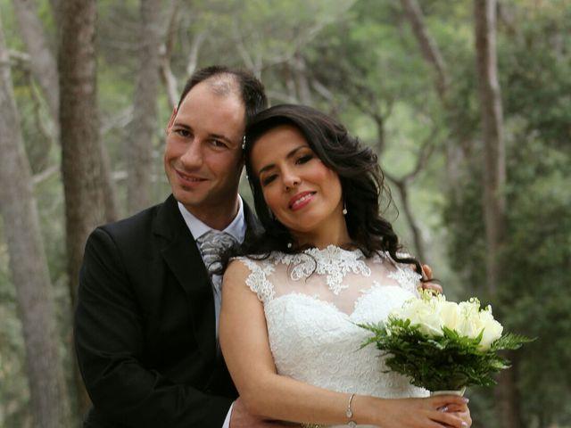 La boda de Ivan  y Livia Rosa en Barcelona, Barcelona 3