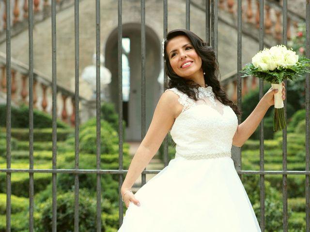 La boda de Ivan  y Livia Rosa en Barcelona, Barcelona 1