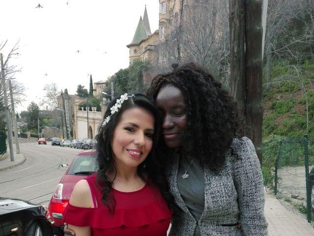 La boda de Ivan  y Livia Rosa en Barcelona, Barcelona 4