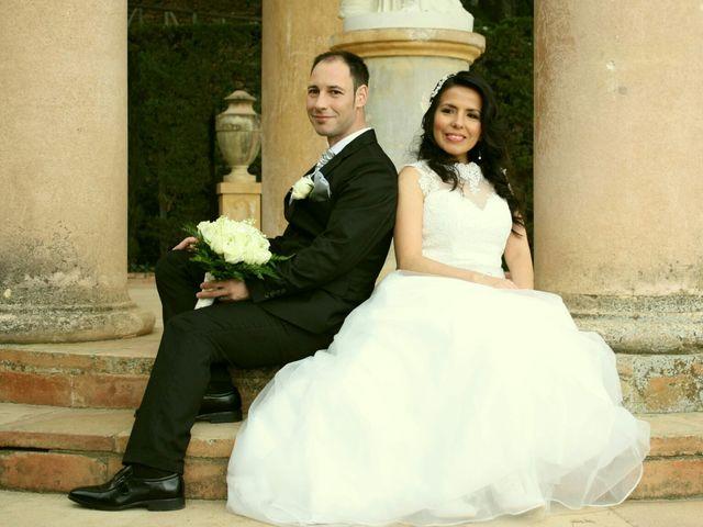 La boda de Ivan  y Livia Rosa en Barcelona, Barcelona 2