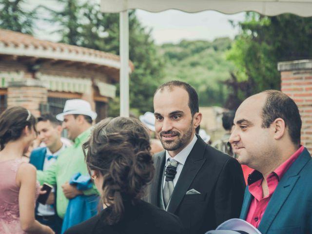 La boda de Alfonso y Vanesa en Ameyugo, Burgos 7