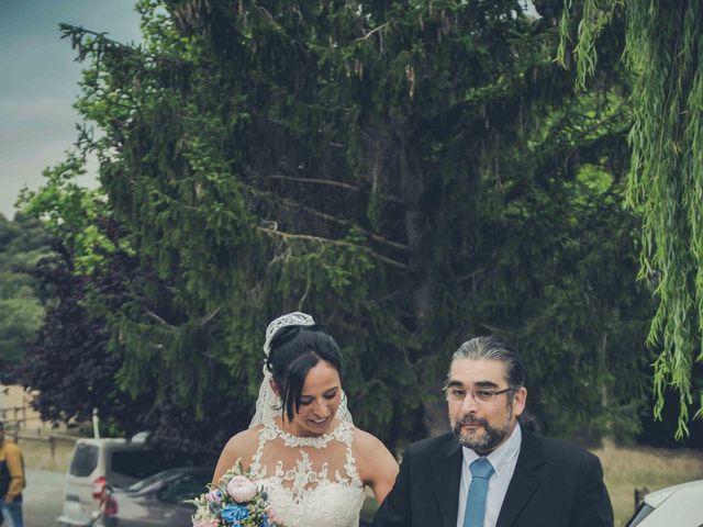 La boda de Alfonso y Vanesa en Ameyugo, Burgos 12