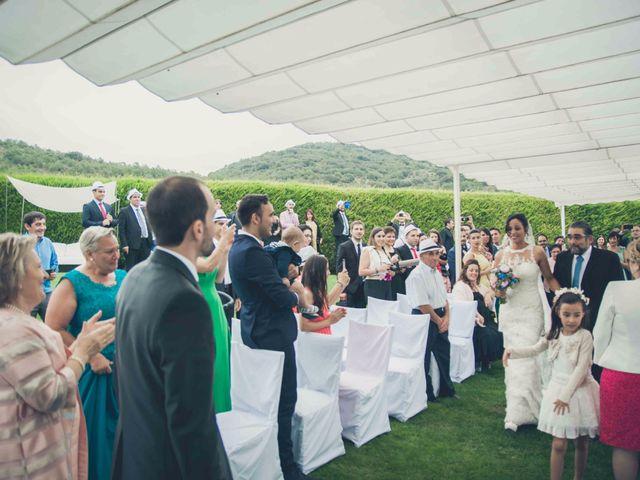 La boda de Alfonso y Vanesa en Ameyugo, Burgos 14