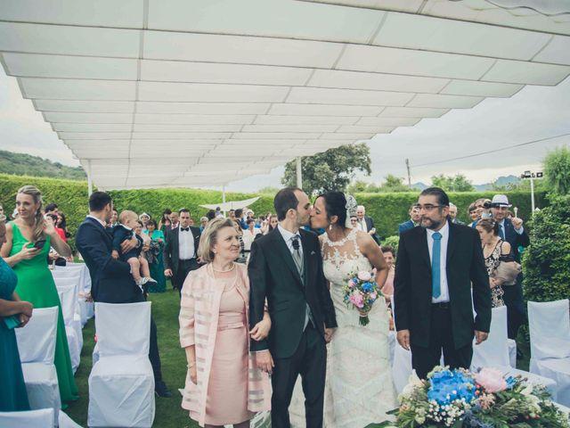 La boda de Alfonso y Vanesa en Ameyugo, Burgos 15