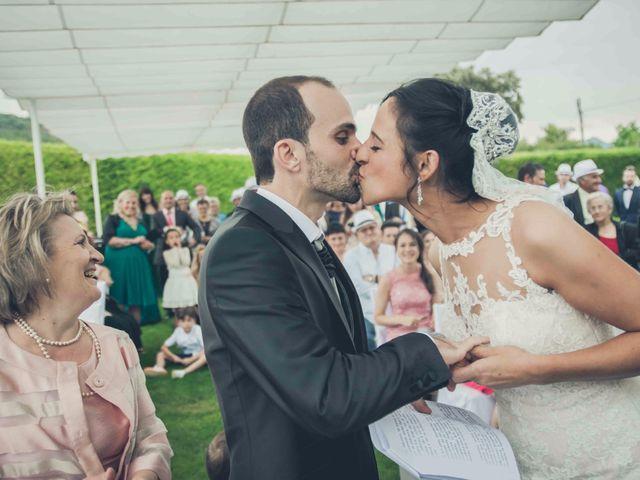 La boda de Alfonso y Vanesa en Ameyugo, Burgos 19