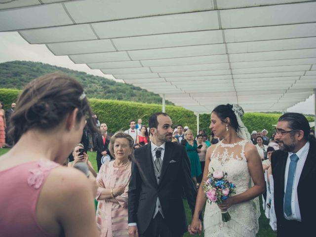 La boda de Alfonso y Vanesa en Ameyugo, Burgos 21