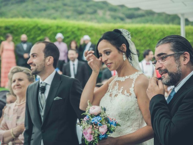 La boda de Alfonso y Vanesa en Ameyugo, Burgos 22