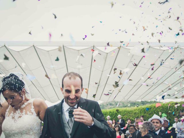 La boda de Alfonso y Vanesa en Ameyugo, Burgos 24