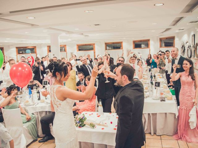 La boda de Alfonso y Vanesa en Ameyugo, Burgos 44
