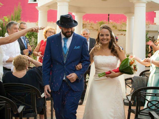 La boda de Álvaro y Cristina en San Pedro, Albacete 16