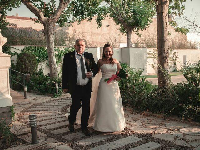 La boda de Álvaro y Cristina en San Pedro, Albacete 21