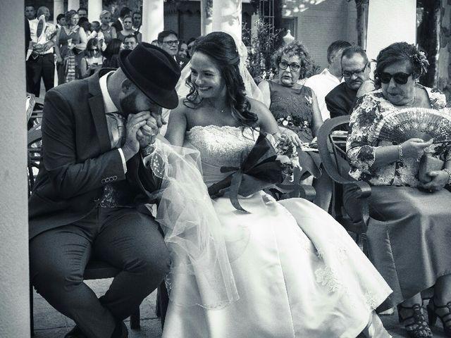 La boda de Álvaro y Cristina en San Pedro, Albacete 22