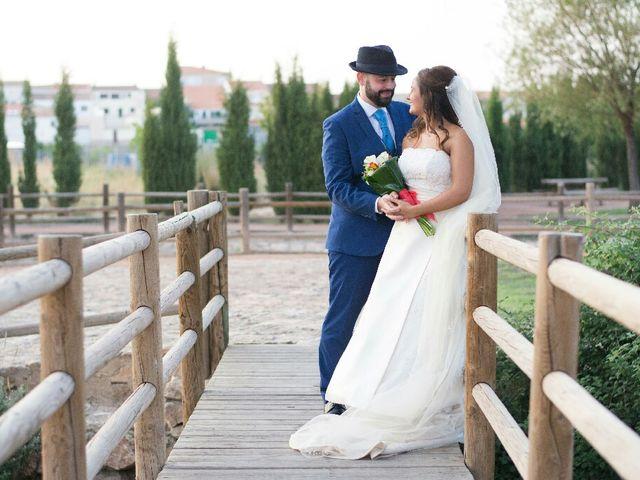 La boda de Álvaro y Cristina en San Pedro, Albacete 23