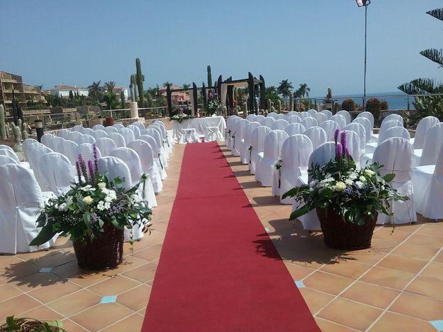 La boda de Daniel y Lianet en Las Palmas De Gran Canaria, Las Palmas 4