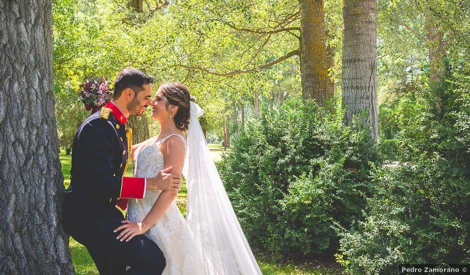La boda de Saul y Rocío en Almazan, Soria