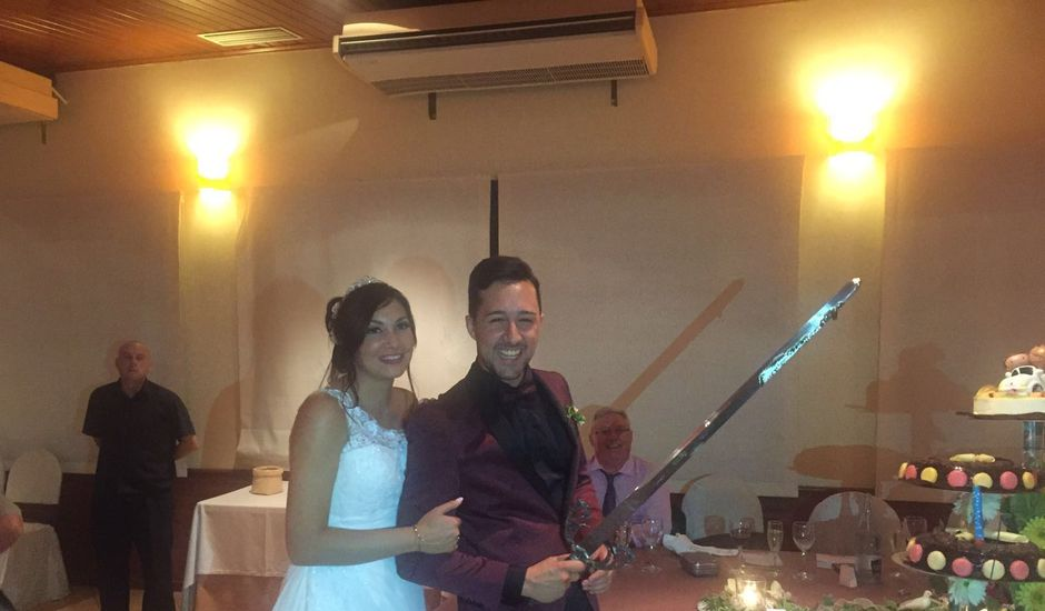 La boda de Jordi y Anna en Vilanova I La Geltru, Barcelona