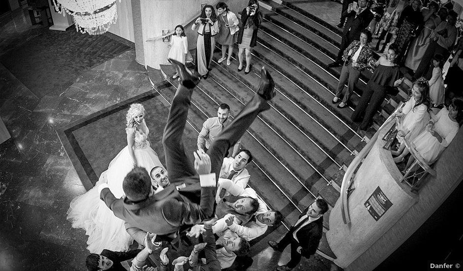 La boda de Iñigo y Andrea en Pamplona, Navarra