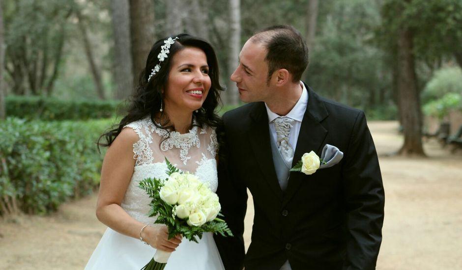 La boda de Ivan  y Livia Rosa en Barcelona, Barcelona