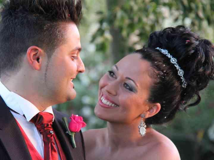 La boda de Miguel Ángel y Elisabet