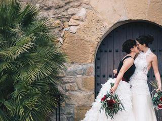 La boda de Ana y Lara